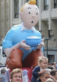 Diễu hành bóng bay khổng lồ tại Bỉ