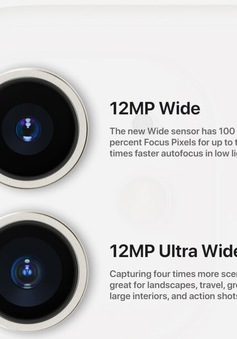 """Không phải số """"chấm"""", đây là thứ quyết định chất lượng camera smartphone"""