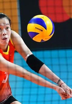 Trần Thị Thanh Thúy sang Nhật Bản thi đấu