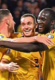 ĐT Bỉ giữ vị trí số 1 thế giới tháng 9, ĐT Pháp soán ngôi ĐT Brazil