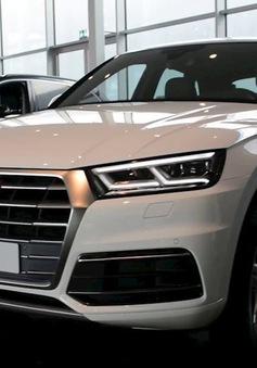 Audi Việt Nam triệu hồi xe Q5 để thay thế xy lanh phanh chính
