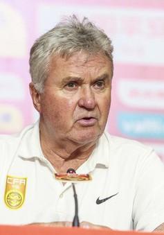 HLV Guus Hiddink bị sa thải sau khi U22 Trung Quốc thua U22 Việt Nam