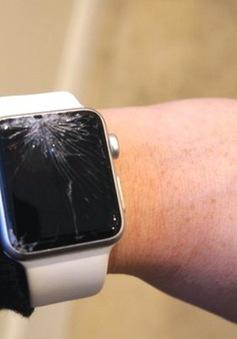 Apple sửa Apple Watch miễn phí nếu màn hình bị nứt do lỗi nhà sản xuất
