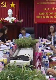 Nâng cao đào tạo lý luận chính trị tại các tỉnh phía Nam
