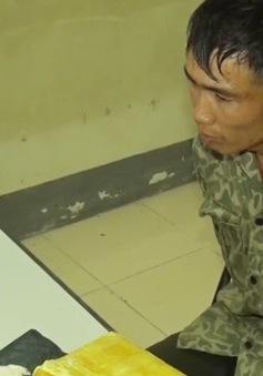 Điện Biên: Bắt hai đối tượng buôn bán ma túy
