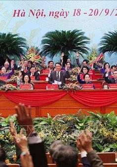Hiệp thương nhân sự Ủy ban Trung ương Mặt trận Tổ quốc Việt Nam khóa IX