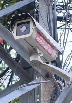 Xã hội hoá lắp đặt camera an ninh ở thành phố du lịch