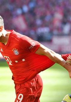 49 năm qua, chưa ai ghi bàn dồn dập như Lewandowski ở Bundesliga