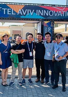 Startup Việt và hành trình trên đất Israel
