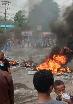 Indonesia: Hàng chục người thương vong trong vụ bạo loạn tại Papua