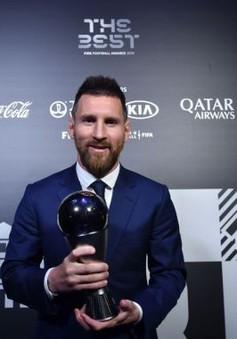 """""""Trao FIFA The Best cho Messi đúng là trò hề"""""""