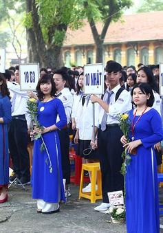 Trường THPT Chu Văn An là thành viên đầu tiên của mạng lưới song ngữ tiếng Pháp tại Việt Nam