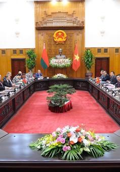 Đẩy mạnh hợp tác Việt Nam - Belarus
