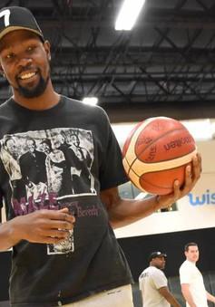Brooklyn Nets sẽ không mạo hiểm với Kevin Durant