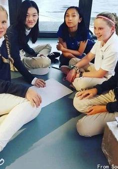 Vương Phi - Lý Á Bằng chi 178.000 đô la Singapore mỗi năm cho con đi học