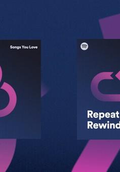 Spotify cập nhật hai danh sách phát nhạc mới