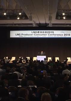 Nhật Bản tổ chức Hội nghị các nhà sản xuất và tiêu thụ khí thiên nhiên hóa lỏng toàn cầu