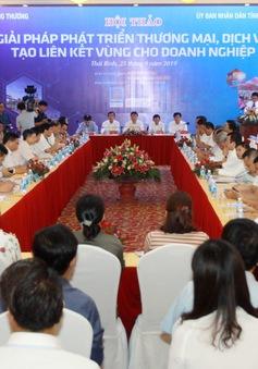 Hội thảo phát triển liên kết vùng cho doanh nghiệp