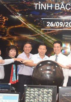 Bắc Ninh vận hành trung tâm điều hành thành phố thông minh