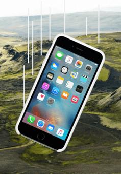iPhone 6S Plus vẫn hoạt động sau 1 năm rơi từ máy bay xuống đất