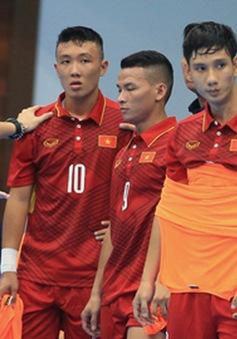 Danh sách ĐT futsal Việt Nam tập trung chuẩn bị tham dự Giải vô địch ĐNÁ 2019