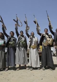 Phiến quân Houthi tấn công biên giới Saudi Arabia