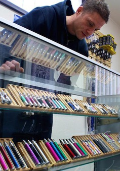 Thêm một bang ở Mỹ cấm thuốc lá điện tử