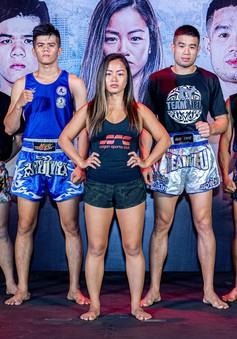 Các võ sĩ chủ nhà đặt quyết tâm cao trước sự kiện ONE: Immortal Triumph tại Việt Nam