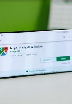 Google Maps cập nhật chế độ xem phố cho phiên bản Android