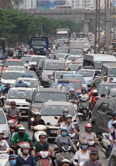 Hà Nội hoàn thành lấy ý kiến về phương án hạn chế xe máy