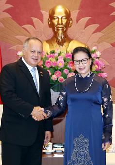 Thắt chặt hơn nữa tình đoàn kết hữu nghị truyền thống Việt Nam – Venezuela