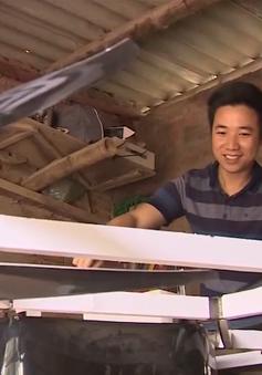 Kỹ sư 8X chế tạo thiết bị bay made in Vietnam