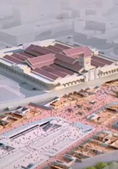 TP.HCM triển khai trung tâm thương mại ngầm Bến Thành