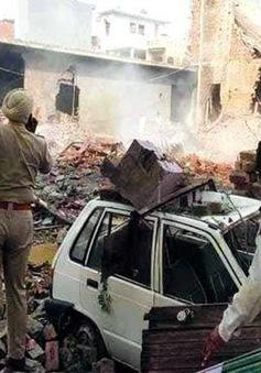 Nổ nhà máy pháo hoa ở Ấn Độ, 16 người thiệt mạng