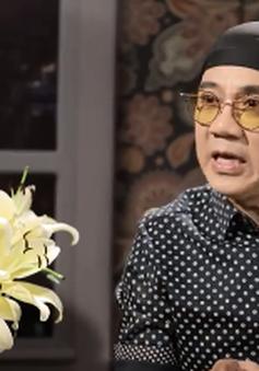 Thành Lộc trải lòng về tâm tình người nghệ sĩ trong Chuyện đêm muộn