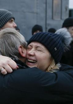 Nga, Ukraine trao đổi tù nhân