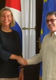 Tăng cường quan hệ EU - Cuba