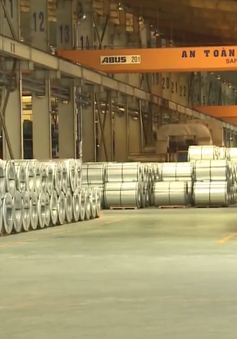 Khởi xướng điều tra chống bán phá giá đối với thép Trung Quốc