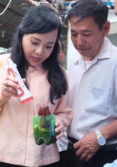 Bộ Y tế kiểm tra tình hình sốt xuất huyết tại Đồng Nai