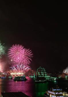 Người dân châu Đại Dương tưng bừng đón năm mới 2020