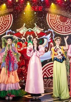 Phan Mạnh Quỳnh, Hồ Ngọc Hà, Tóc Tiên hội ngộ dàn Hoa hậu, Á hậu