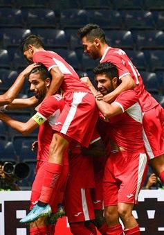 Kết quả, BXH bảng D VCK U23 châu Á 2020 ngày 10/01: U23 Jordan tạm dẫn đầu, U23 Việt Nam hòa U23 UAE