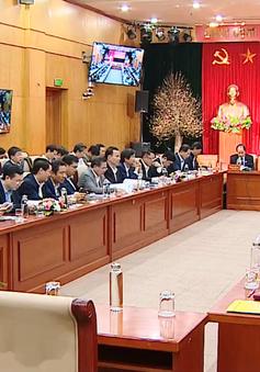 Đảng bộ Khối các cơ quan Trung ương triển khai công tác xây dựng Đảng năm 2020
