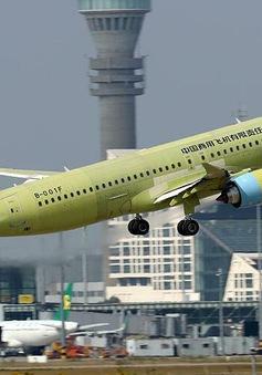 Dự án máy bay dân dụng của Trung Quốc tiếp tục chậm trễ