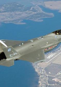"""Mỹ """"bật đèn xanh"""" bán máy bay chiến đấu F-35 cho Singapore"""