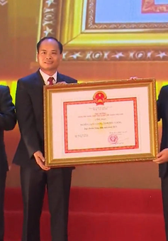 Huyện Lạng Giang (Bắc Giang) đạt chuẩn nông thôn mới