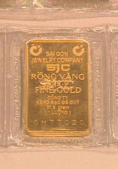 Giá vàng trong nước trải qua một tuần biến động mạnh