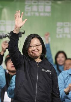 Bà Thái Anh Văn tái đắc cử người đứng đầu Đài Loan, Trung Quốc