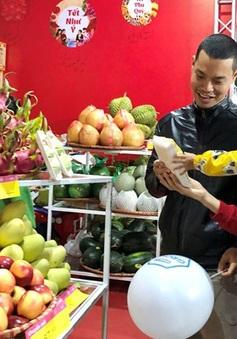 Hội chợ hàng hóa nông sản thực phẩm Tết Canh Tý 2020