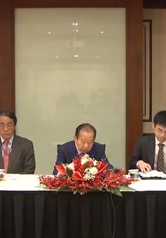 Họp báo về chuyến thăm của đoàn đại biểu Nhật Bản